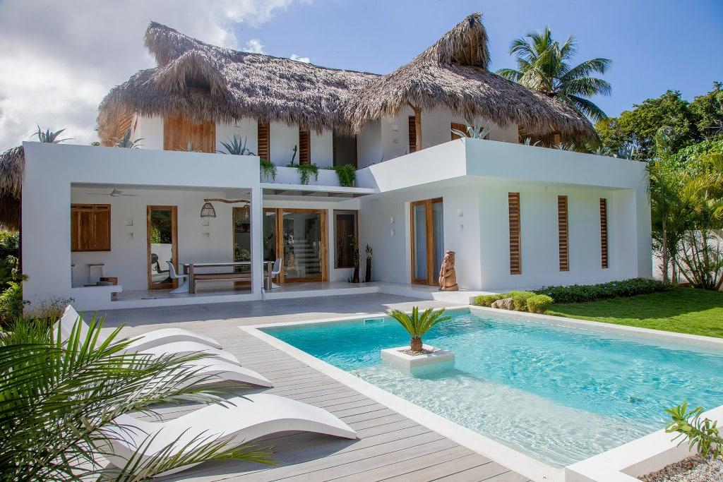 location de villa à Las Terrenas (République dominicaine) : domaine Punta Bonita