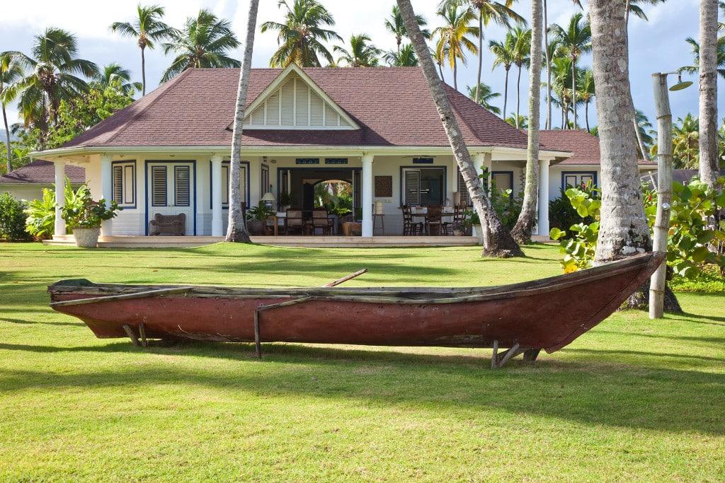 location à Las Terrenas (République dominicaine) : Villa Chinola