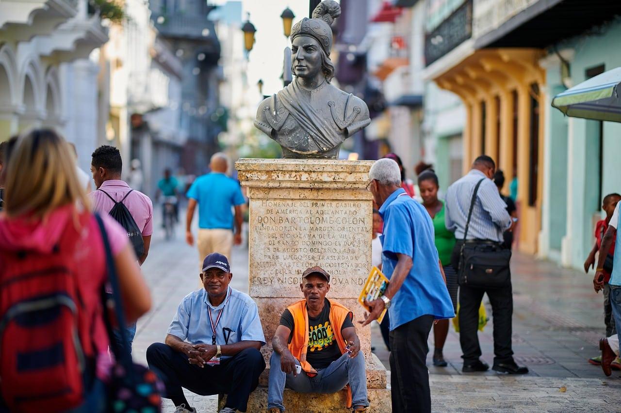 Zone coloniale à Saint-Domingue (République dominicaine)