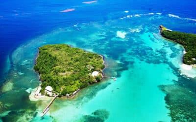 Visiter les Fonds Blancs en Martinique