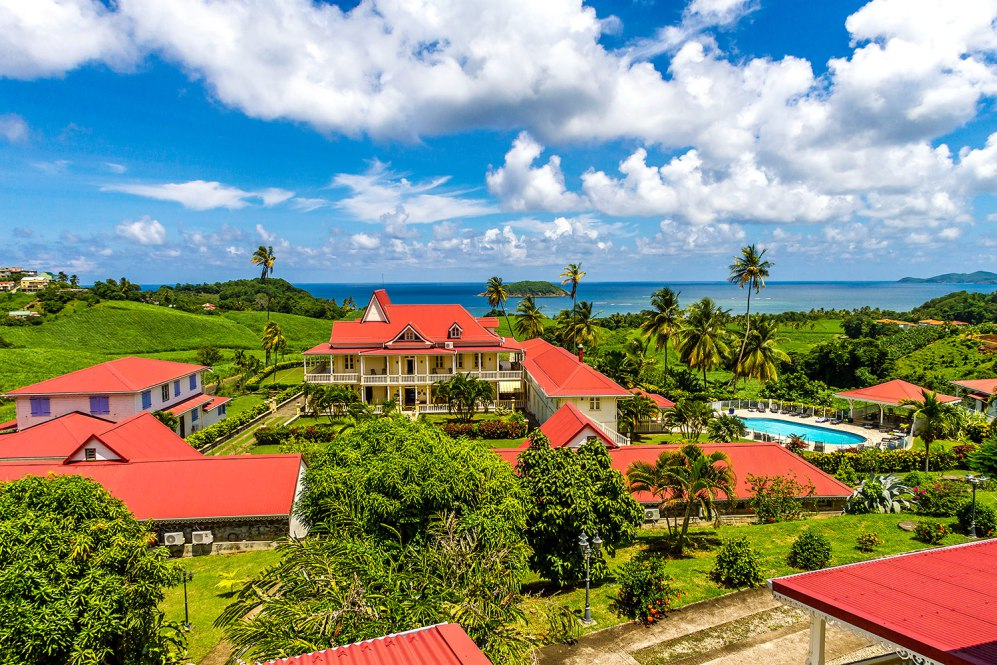 location en Martinique (Antilles) : villa Cristaline