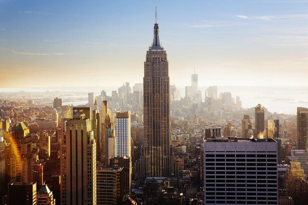 Empire State Building - Etats-Unis d'Amérique (USA)