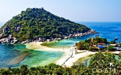 Excursion et plongée à Koh Tao, l'île de la Tortue