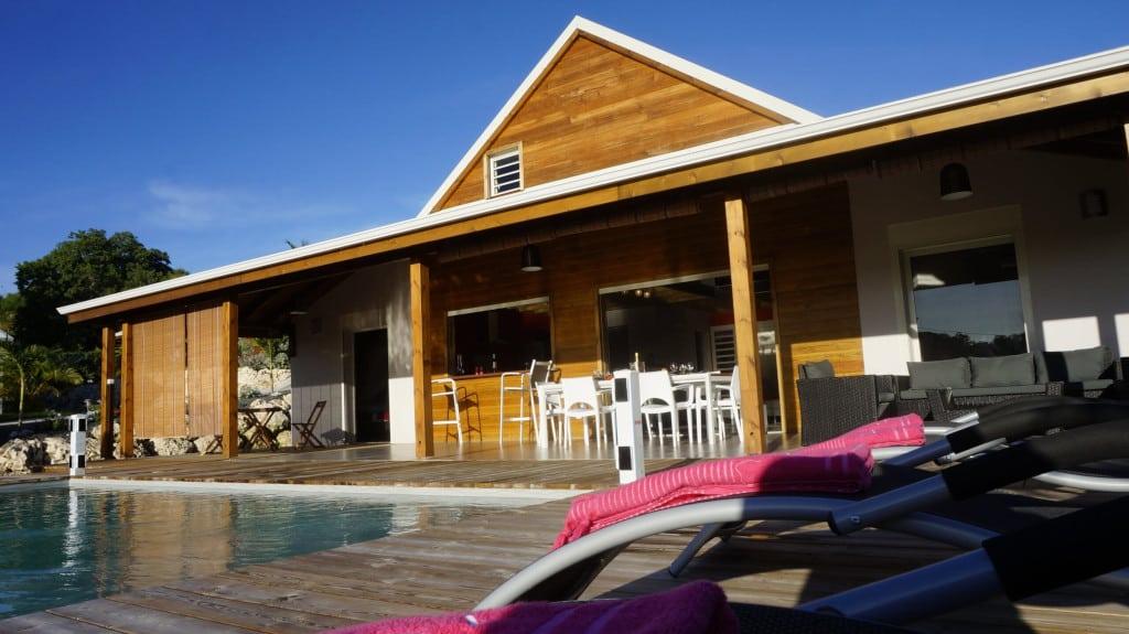 location de villa à Saint-François (Guadeloupe, Caraïbes) : domaine Baan Chang
