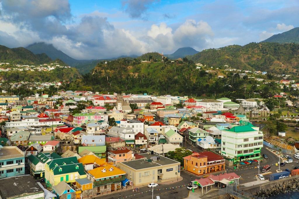 Louer une villa sur l'ile de la Dominique (Caraibes)