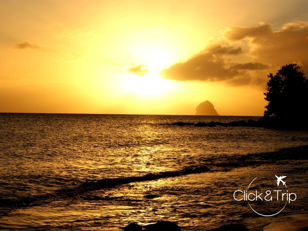 plage du Diamant (Martinique)