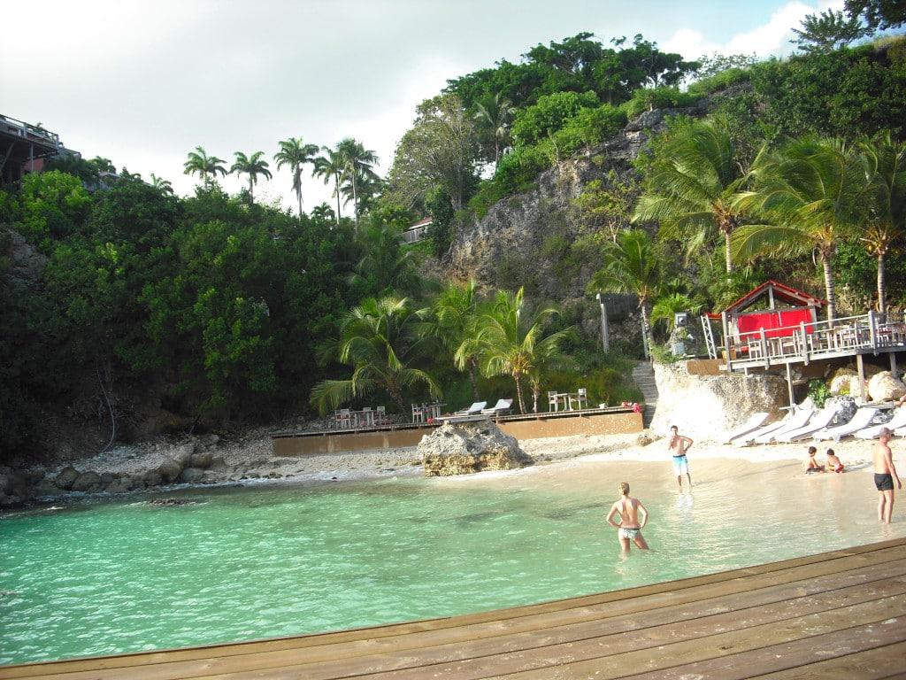 Plages en Guadeloupe (Caraïbes)