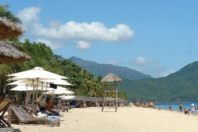 Les plages du Sud du Vietnam (Asie)