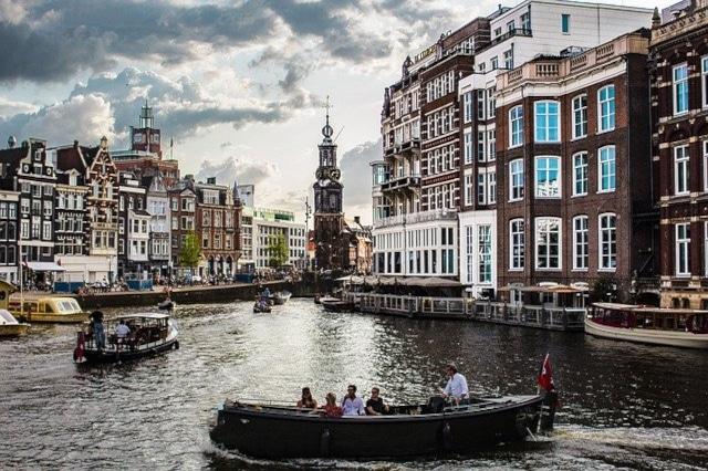 Partir aux Pays-Bas (Europe) au mois d'avril
