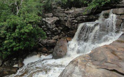 Où se trouve la cascade Popokvil ?