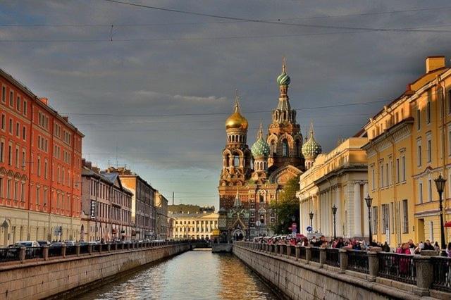 Partir en Russie (Europe) au mois de juin