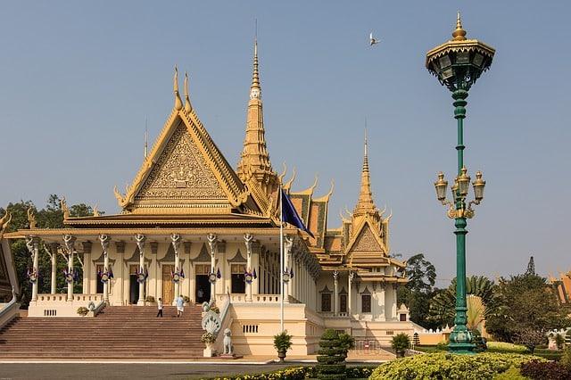 Partir au Cambodge (Asie) au mois de novembre