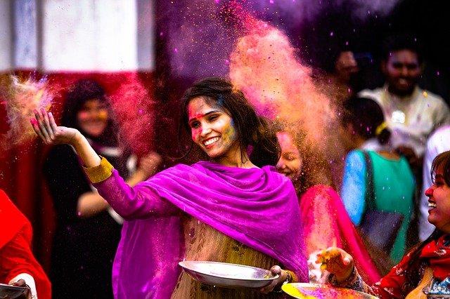 Partir en Inde (Asie) au mois de novembre