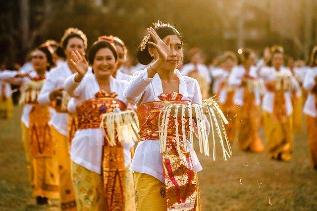 Partir en Indonésie (Asie) au mois d'octobre