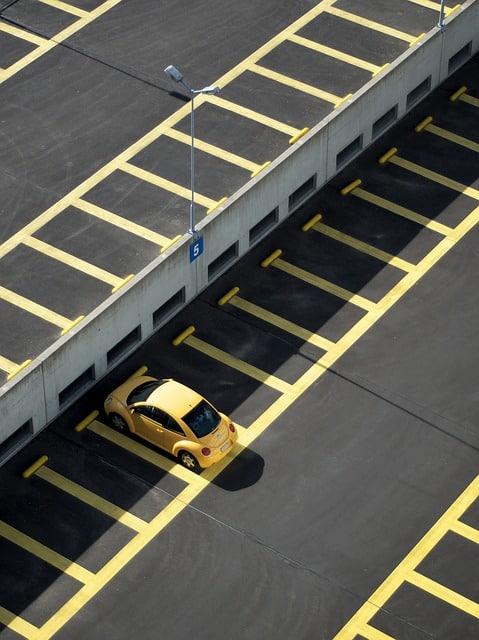 Trouver un parking sécurisé proche de l'aéroport